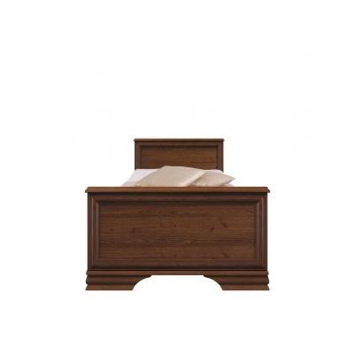 Кровать Кентаки (Kentaki) 90х200 каштан без основания