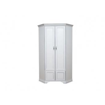Шкаф угловой SZFN2D (Белый)