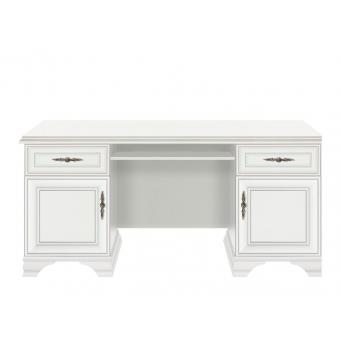 Стол письменный BIU2D2S (Белый)
