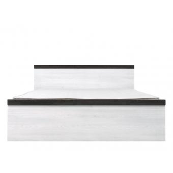 Кровать с металлическим основанием Порто 140х200
