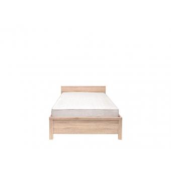 Кровать без основания Каспиан 90х200 дуб сонома