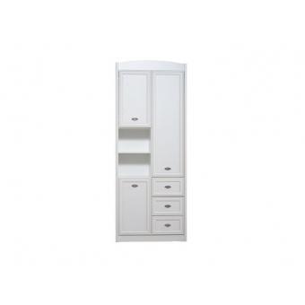Шкаф комбинированный REG 3D3S (Белый)