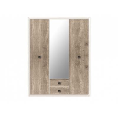 Шкаф платяной SZF3D2S/163 (Коен сосна)