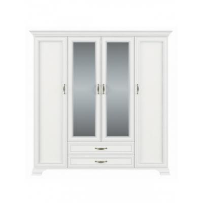 Шкаф 4D2S (Тиффани ANREX кремовый)