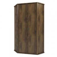Шкаф угловой 2D, MAGELLAN, цвет Дуб саттер