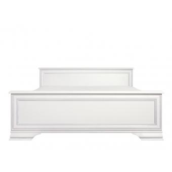 Кровать Кентаки (Kentaki) 160x200 белый с металлическим основанием