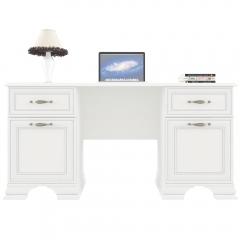 Стол письменный, TIFFANY, цвет вудлайн кремовый