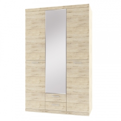 Шкаф 3D2S OSKAR , цвет дуб Санремо