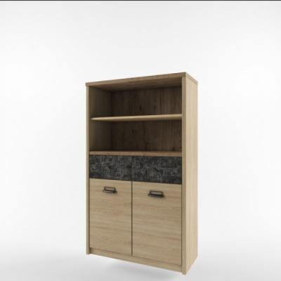 Шкаф 2D1S2NL/D3 (Дизель)