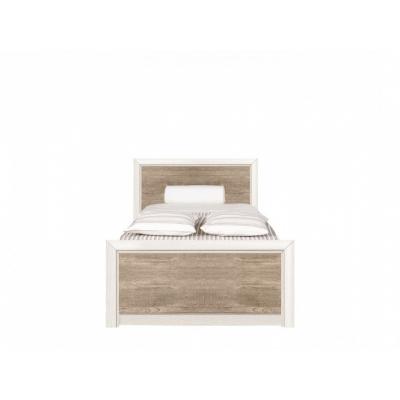 Кровать LOZ 90х200 без основания (Коен сосна)