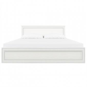 Кровать 120, TIFFANY, цвет вудлайн кремовый