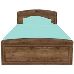 Кровать без основания Салерно LOZ/120