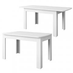 Стол раздвижной (II) , OLIVIA, цвет вудлайн крем