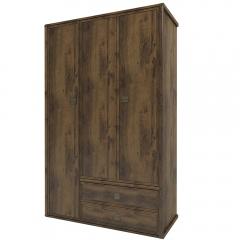 Шкаф 3DG2S, MAGELLAN, цвет Дуб саттер