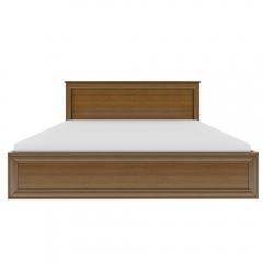 Кровать 140, TIFFANY, цвет каштан