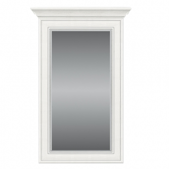 Зеркало 50, TIFFANY, цвет вудлайн кремовый