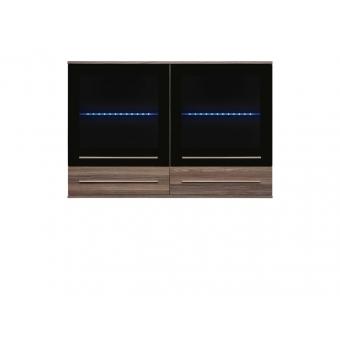 Шкаф настенный с подсветкой SFW2W2S_8_12