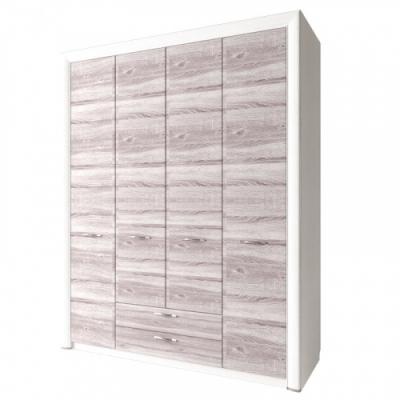 Шкаф 4D2S без зеркала (Оливия)