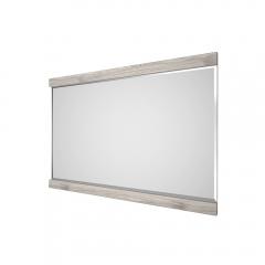 Зеркало навесное, JAZZ, цвет Каштан найроби