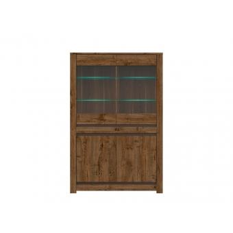 Шкаф REG2W2D KADA (Када) (с подсветкой)