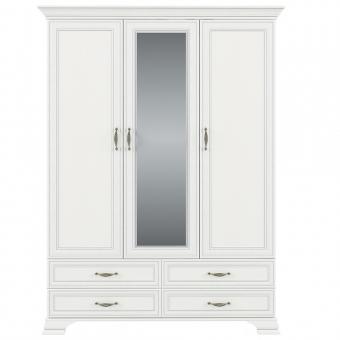 Шкаф 3D4S, TIFFANY, цвет вудлайн кремовый