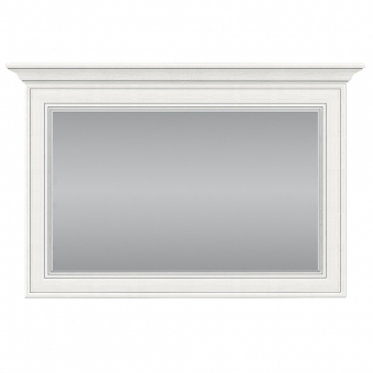 Зеркало 100, TIFFANY, цвет вудлайн кремовый
