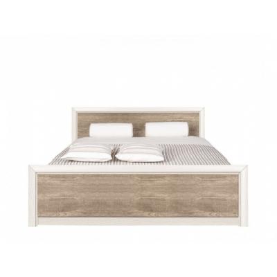 Кровать LOZ160х200 без подъемного механизма (Коен сосна)