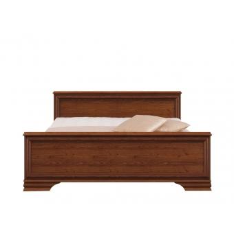 Кровать Кентаки (Kentaki) 160x200 каштан с металлическим основанием