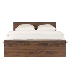 Кровать без основания 160х200 Индиана JLOZ 160х200 дуб шуттер