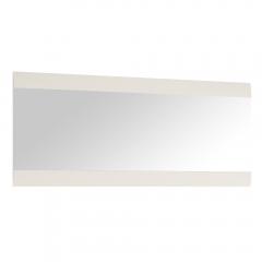 Зеркало /TYP 121, LINATE ,цвет белый/сонома трюфель