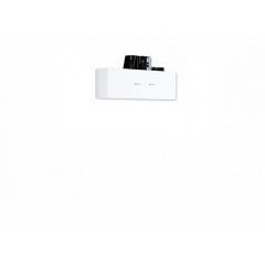 Шкаф настенный (Белый блеск)