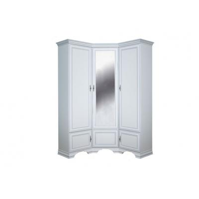 Шкаф угловой SZFN5D (Белый)