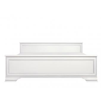 Кровать Кентаки (Kentaki) 180х200 белый с выкатными ящиками основа ДСП
