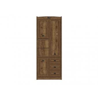 Шкаф комбинированный REG 3D3S (Дуб тобакко)