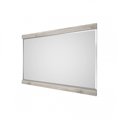 Зеркало навесное В, JAZZ, цвет Каштан найроби