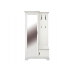 Шкаф с вешалкой PPK/110L Белый