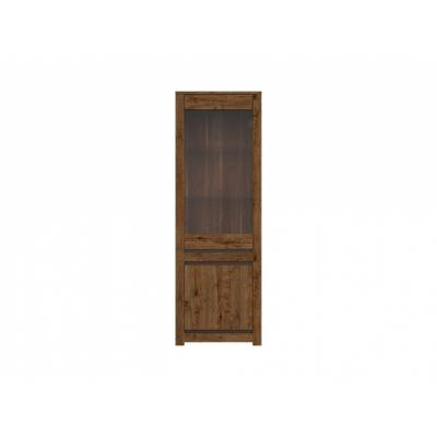 Шкаф с витриной S404-REG1W1D (Када - Kada)