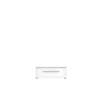 Тумба RTV1S_4_11 (Белый блеск)