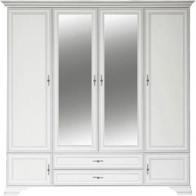 Шкаф SZF6D2S (Кентаки белый)