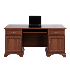Стол письменный BIU2D2S (Каштан)