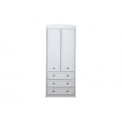 Шкаф SZF 2D3S (Белый)