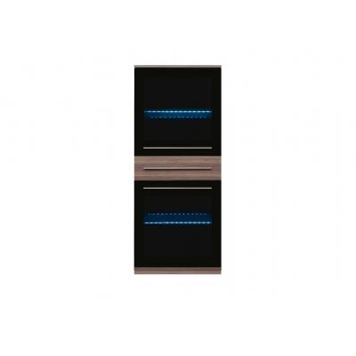 Шкаф настенный с подсветкой SFW2W1S_14_6