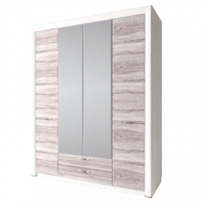 Шкаф 4D2S (Оливия)