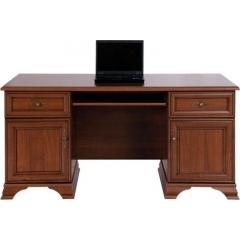 Стол письменный BIU2D2S (Кентаки каштан)