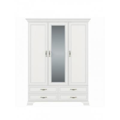 Шкаф 3D4S (Тиффани ANREX кремовый)