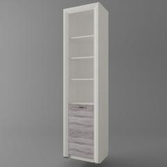Шкаф открытый 1D (Оливия)