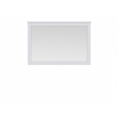 Зеркало LUS/90 (Хельга - Helga (белый))
