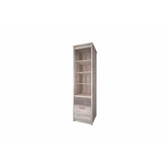 Шкаф открытый 1D1S (Джаз)