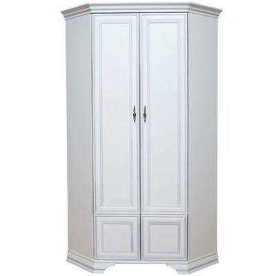 Шкаф угловой SZFN2D (Кентаки белый)