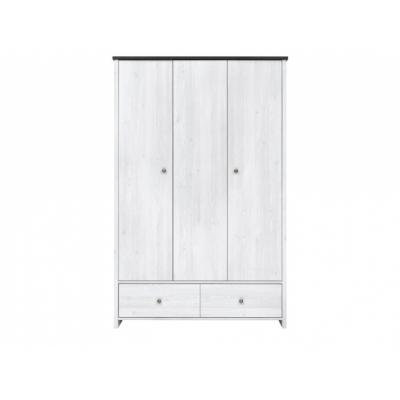 Шкаф платяной SZF3D2S (Порто)